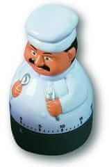 TFA 38.1008 Minutnik kuchenny w kształcie kucharza