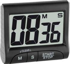 TFA 38.2021.01 Elektronický časovač a stopky