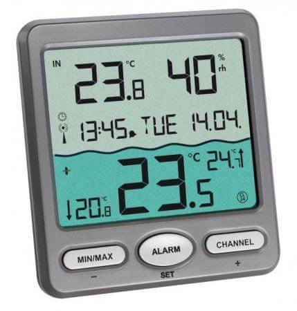 TFA 30.3056.10 VENICE Funk Bezprzewodowy termometr basenowy
