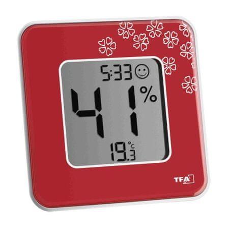 TFA 30.5021.05 STYLE Hőmérő nedvességmérővel
