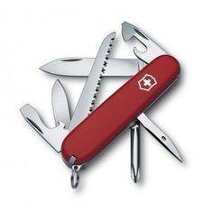 Victorinox 1.4613 Swiss Army knife HIKER, red