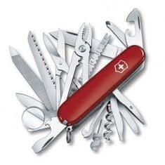Victorinox 1.6795 Swiss Army knife SWISS CHAMP, red