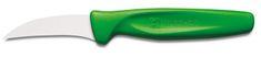 Wüsthof 3033g Nůž na loupaná zelený