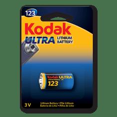 KODAK Lithium 123LA BL1
