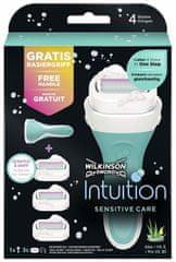 Wilkinson Sword 7004071N Intuition Sensitive Care (3blades + razor)