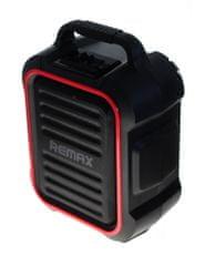 REMAX AA-1270 RB-X3 reproduktor čierno-červený