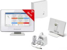 Honeywell ATP921R3052 Zestaw Honeywell, zawiera kontroler evohome WiFi, kocioł BDR91, stojak biurkowy