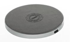 REMAX AA-1282 RP-W5, bezdotyková nabíjačka okrúhla, čierna