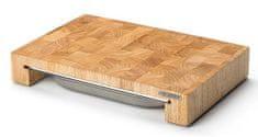 Continenta C4027 Deska do krojenia z szufladą 48x32,5x6 cm