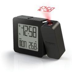 Oregon RM338PX proj line - alarm clock with projection Black