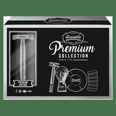 Wilkinson Sword 70021500 Premium DEB szett (1 adag + 5 + borotvakefe + borotvaszappan)