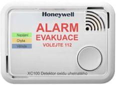 Honeywell XC100-ENEN-A CO riasztás