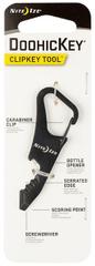 Nite Ize KMTCK-01-R3 DoohicKey® ClipKey™ Key Tool - Black