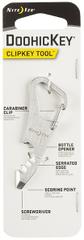 Nite Ize KMTCK-11-R3 DoohicKey® ClipKey ™ Key Tool - Stainless