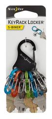 Nite Ize KLKP-01-R3 Wątki Ize KeyRack Locker® - S-Biner®