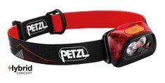Petzl E099GA01 ACTIK CORE HEADLAMP RED