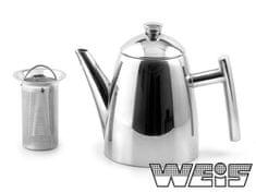 Weis 17070 Čajová kanvica s čajníkom 1l