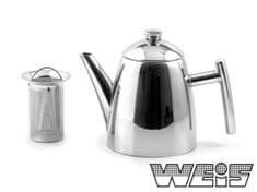 Weis 17068 Čajová kanvica s čajníkom 0,6l