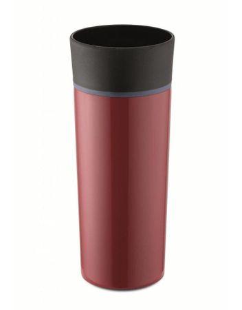 Weis 12966 Termiczny próżniowy kubek termiczny czerwony 360 ml