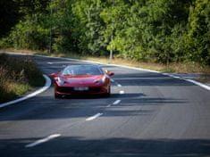 Adrop.sk Jazda na Ferrari 458 Italia Bratislava - Záhorská Bystrica