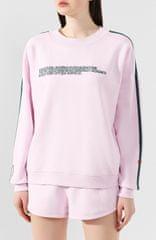 Calvin Klein Dámská mikina QS6187E-AUY růžová - Calvin Klein