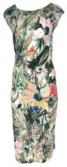 Favab Dámské šaty Zafirka barevná - Favab