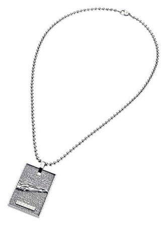 Sector Jewels Pánsky oceľový náhrdelník Tech 0J03