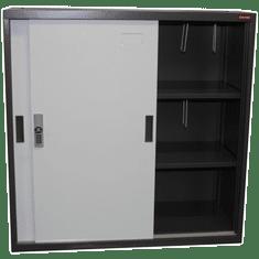Shuter Galvanizovaná kovová multifunkční uzamykatelná dílenská skříňka - DU-88M | Shuter