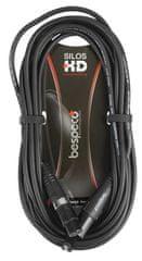 Bespeco HDFM600 Mikrofonní kabel