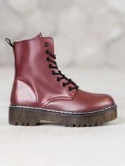 Dámske členkové topánky 59287