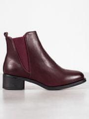 Dámske členkové topánky 59304