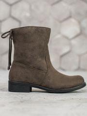 Stylomat Semišové boty