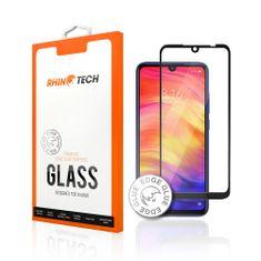 RhinoTech 2 Tvrdené ochranné 2.5D sklo pre Xiaomi Mi A3 (Edge Glue) Black RTX045
