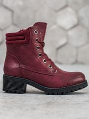 Dámske členkové topánky 59334