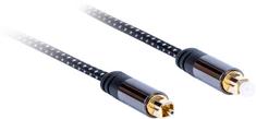 AQ Premium PA50007, optyczny kabel Toslink, długość 0,75 m, xpa50007