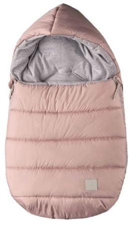 BEZTROSKA fusak kojenecký Robin 0-12m pearl pink