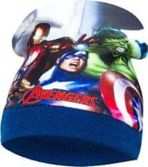 Arditex Dětská čepice Avengers modrá