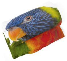 IMPAR SUBLIMACE Deka Barevný papoušek