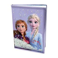 Zápisník Ledové království / Frozen - Snow Sparkles (A5)