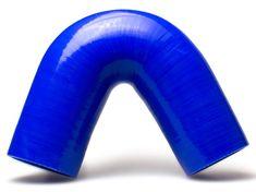 Escape6 Silikonové koleno 135 stupňů s vnitřním průměrem 57 mm