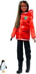 Mattel Barbie povolání National Geographic bioložka