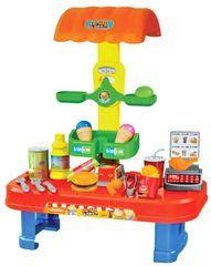 Mikro hračky Stánek s rychlým občerstvením