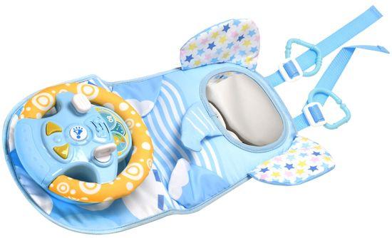 Mikro hračky Volant 19 cm na látkovej podložke 46 cm so zrkadielkom