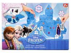 Frozen set dvorac, pijesak za igranje + 4 figure
