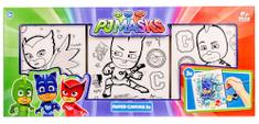 PJ Masks slikarski set 3x