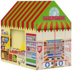 Mikro hračky sklep namiot 96x69x103 cm