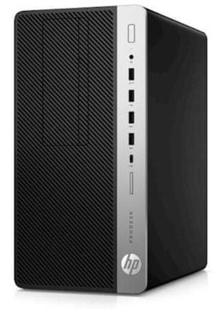 HP ProDesk 600 G5 MT namizni računalnik (7QM87EA#BED)