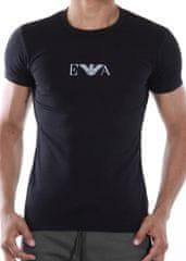 Emporio Armani Pánské tričko Emporio Armani 111267 CC715 černá