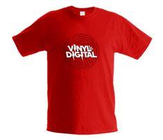 ORTOFON T-shirts, Digital str. M Tričko