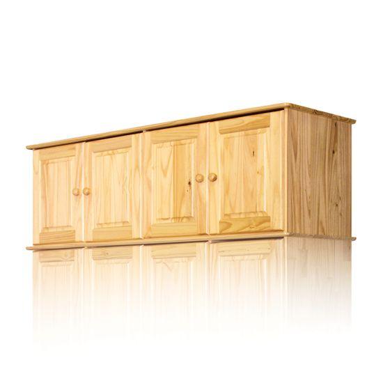 IDEA nábytek Nástavec 4dveřový 8853 lak